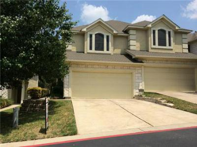 Round Rock TX Condo/Townhouse Sold: $149,700