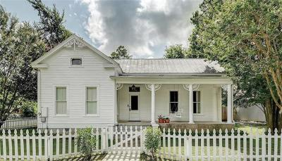 Bastrop Single Family Home For Sale: 709 Hill St