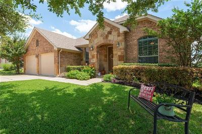 Round Rock Single Family Home For Sale: 4190 Fairmeadow Dr