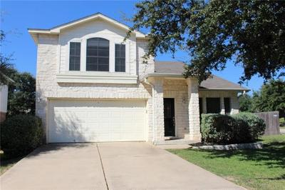 Round Rock Rental For Rent: 800 Chiselpoint