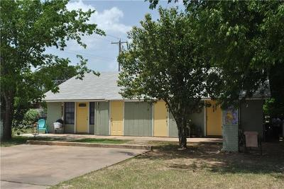 Austin TX Multi Family Home For Sale: $374,000