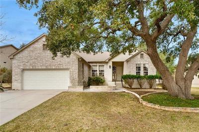 Georgetown Single Family Home For Sale: 114 Lantana Dr