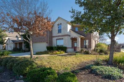 Pflugerville Single Family Home For Sale: 20317 Harrier Flight Trl