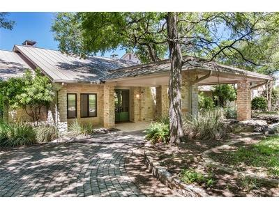 Austin Single Family Home Pending - Taking Backups: 78 St Stephens School Rd
