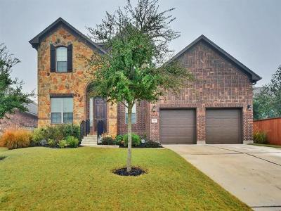 Leander Single Family Home For Sale: 2517 Outlook Ridge Loop