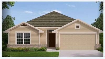 Buda Single Family Home For Sale: 648 Bridgestone Way
