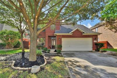 Round Rock TX Single Family Home For Sale: $375,000