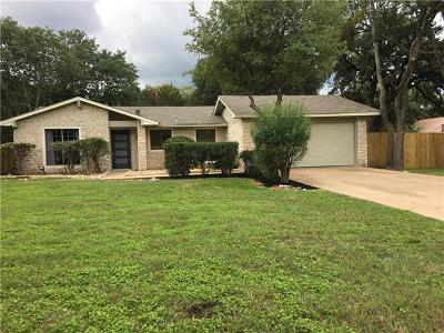 Single Family Home For Sale: 11315 D K Ranch Rd