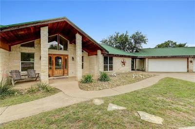 Spicewood Single Family Home For Sale: 1807 Envoy Pl