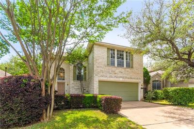 Travis County, Williamson County Single Family Home Pending - Taking Backups: 7624 Tovar Dr