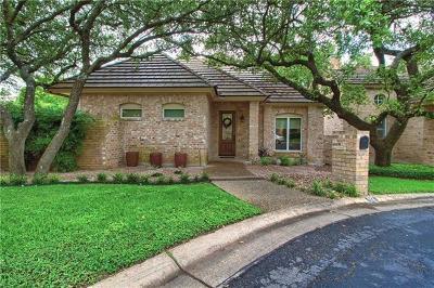 Austin Condo/Townhouse For Sale: 2203 Onion Creek Pkwy #2