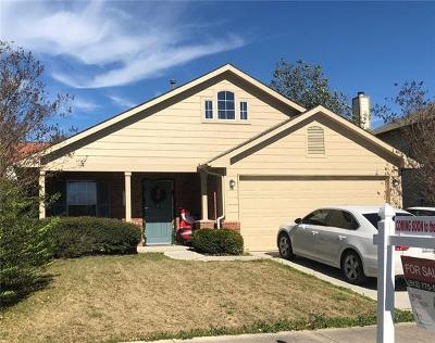 Buda Single Family Home Pending - Taking Backups: 2195 Green Meadows Ln