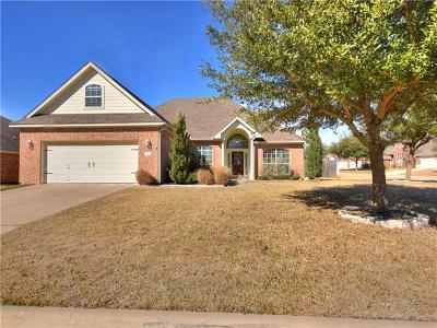 Temple Single Family Home Active Contingent: 5704 High Meadow Dr