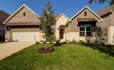Leander Single Family Home For Sale: 829 Bliss Ln