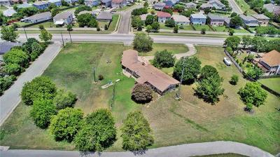 Round Rock Residential Lots & Land Pending - Taking Backups: 2701 High Country Blvd