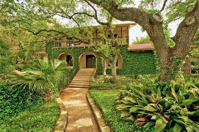 Austin Single Family Home Pending - Taking Backups: 2902 Northwood Rd
