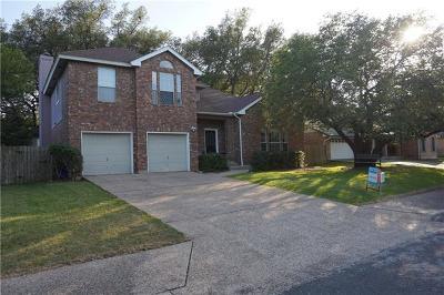 Single Family Home For Sale: 5803 Cedar Cliff Dr