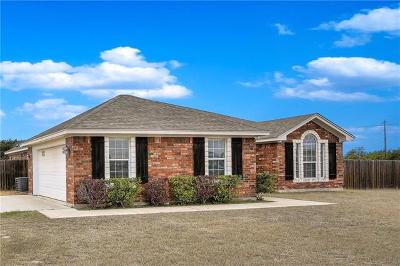 Killeen Single Family Home For Sale: 123 English Ln