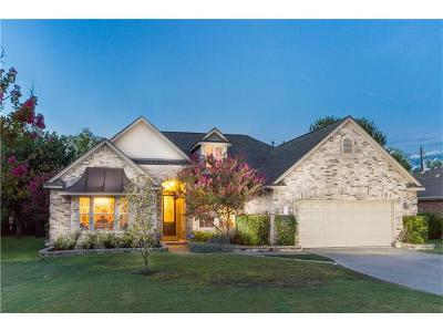 Pflugerville Single Family Home For Sale: 2620 Dunes Dr