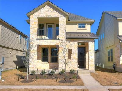 Dripping Springs Single Family Home For Sale: 252 Diamond Point Dr