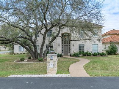 Travis County Single Family Home For Sale: 9 Sunview Rd