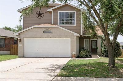 Pflugerville Single Family Home For Sale: 15200 Sarahs Creek Dr