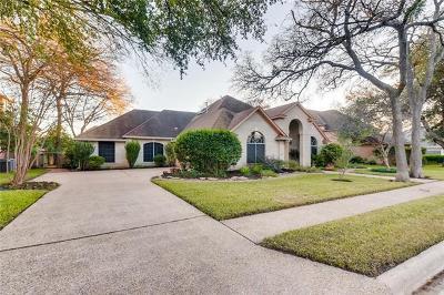 Austin Single Family Home For Sale: 10117 Pinehurst Dr