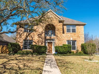 Austin Single Family Home For Sale: 5819 Republic Of Texas Blvd