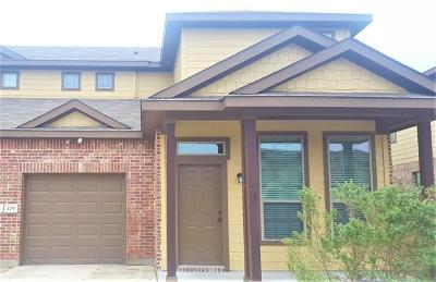 Kyle Rental For Rent: 179 Creekside Villa Dr