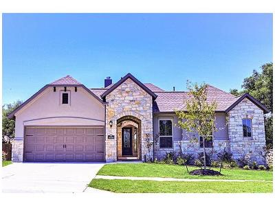 Georgetown Single Family Home For Sale: 1000 Winding Way Dr