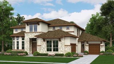 Travis County, Williamson County Single Family Home For Sale: 10833 Albero Cv