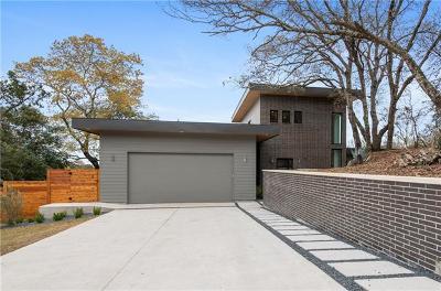 Austin Single Family Home Pending - Taking Backups: 6603 Knollwood Cv
