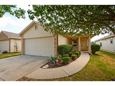 Travis County Single Family Home For Sale: 8313 Shallot Way