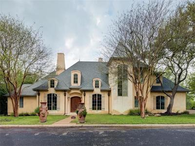Austin Single Family Home For Sale: 2304 Camino Alto