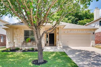 Austin Single Family Home For Sale: 11016 Harvest Time Dr