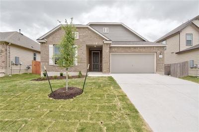 Round Rock Single Family Home For Sale: 7965 Gato Ln