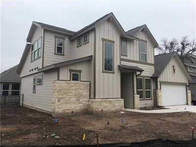 Austin Single Family Home For Sale: 9714 McKnight Loop