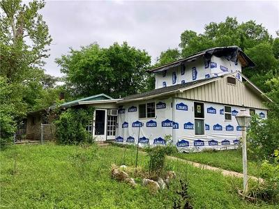 Hays County, Travis County, Williamson County Single Family Home For Sale: 6011 Nuckols Crossing Rd