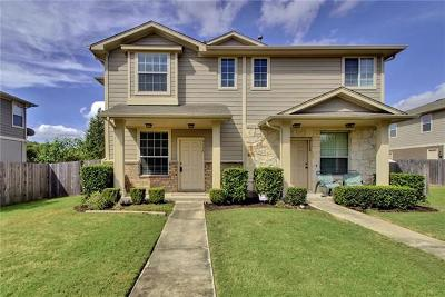 Pflugerville Condo/Townhouse Pending - Taking Backups: 913 Sebastian Bnd #A