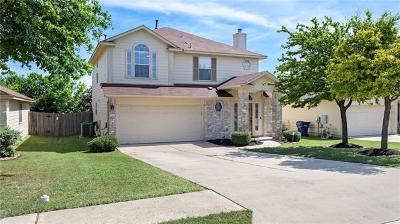 Hutto Single Family Home For Sale: 104 Millook Hvn