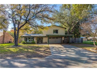 Harker Heights Single Family Home For Sale: 4314 Tahuaya Dr