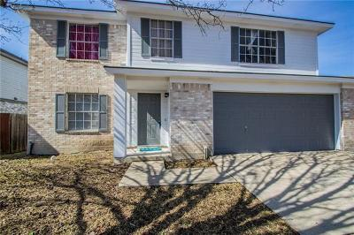 Pflugerville Single Family Home Pending - Taking Backups: 1214 Hughmont Dr