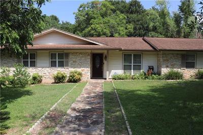 Austin Single Family Home For Sale: 1317 Hyman Ln