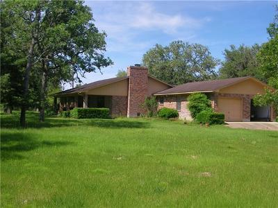 Refugio County, Goliad County, Karnes County, Wilson County, Lavaca County, Colorado County, Jackson County, Calhoun County, Matagorda County Single Family Home For Sale: 1288 Cr 154