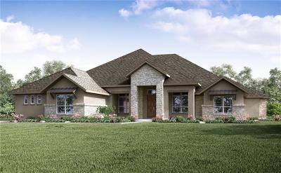Georgetown Single Family Home For Sale: 220 Oak Valley Cv