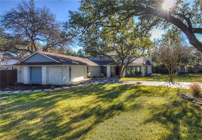 Austin, Lakeway Single Family Home For Sale: 208 Lakeway Dr