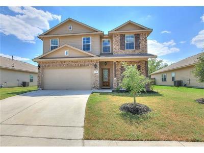 Hutto Single Family Home For Sale: 110 Tricia Ln