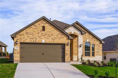 Leander Single Family Home For Sale: 4216 Vespa Cv