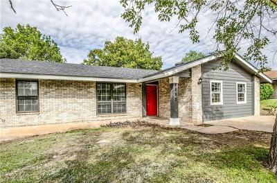 Single Family Home For Sale: 8202 View Ridge Dr