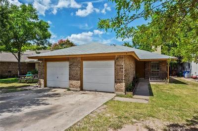 Austin Multi Family Home For Sale: 11455 Ptarmigan Dr